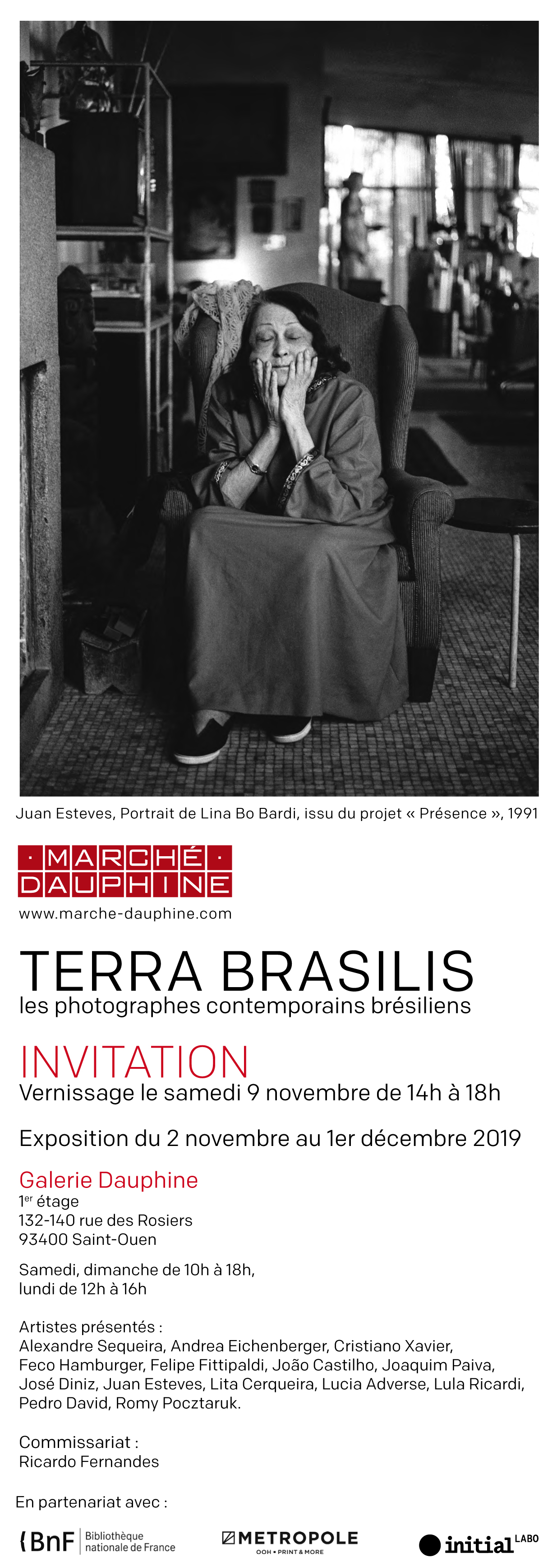 INVITATION terra brasilis